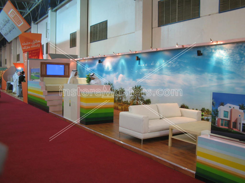 Portable Exhibition Stands In Dubai : Exhibition stands gallery
