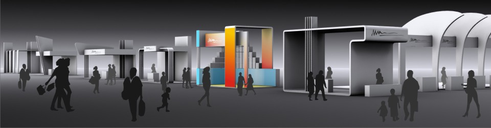 Exhibition Stand Makers In Dubai : Exhibition stands