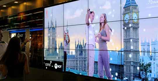 Video Wall Network