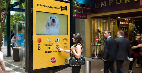 Marketing Kiosks