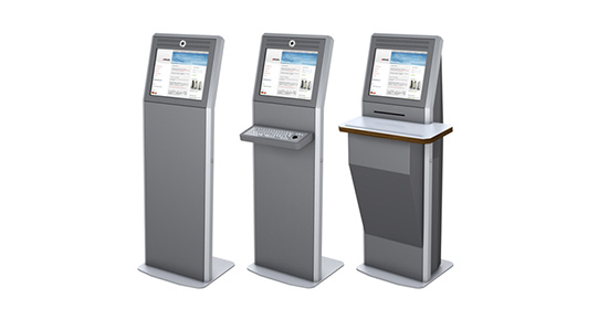 Ready to run Kiosk