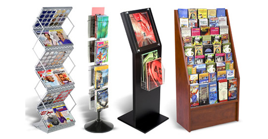 Portable Displays Banner Stands From Instoremasters For
