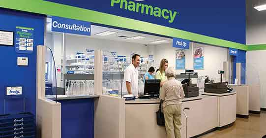 Pharmacy Kiosks