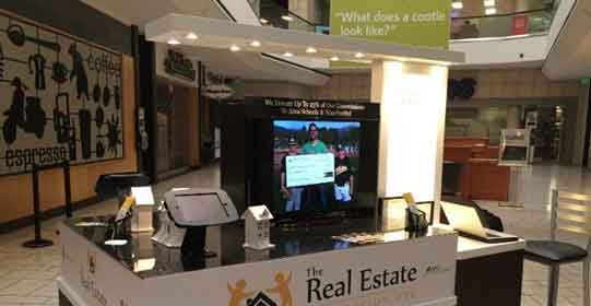 Real Estate Kiosk