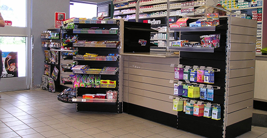 store planning and fixtures