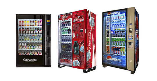 Vending Machine Suppliers Designers And Manufactures In