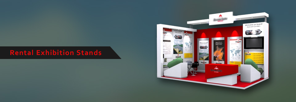 Exhibition Stand Rental : New slide